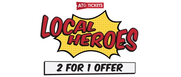 Local Heroes 2 for 1 offer
