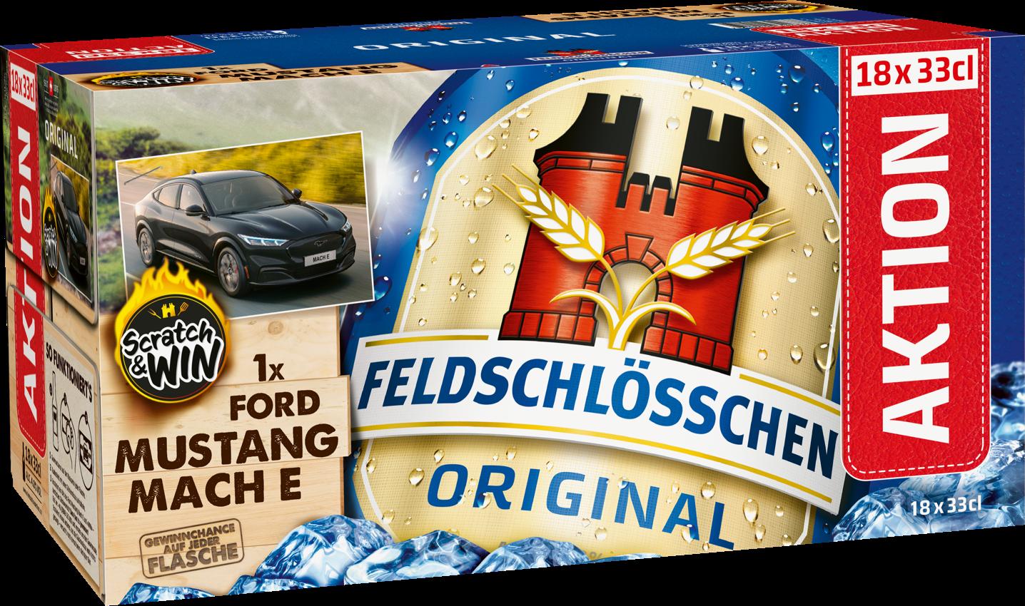 Feldschlösschen Original 18-er Pack