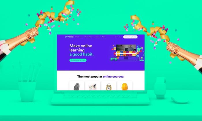 UK GoodHabitz new website
