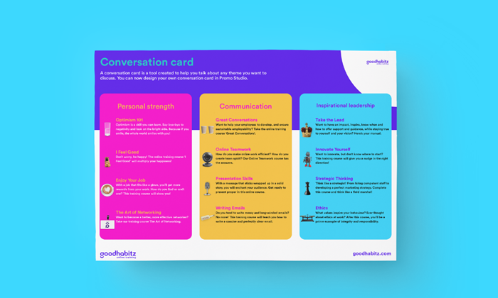 UK Conversation card Header