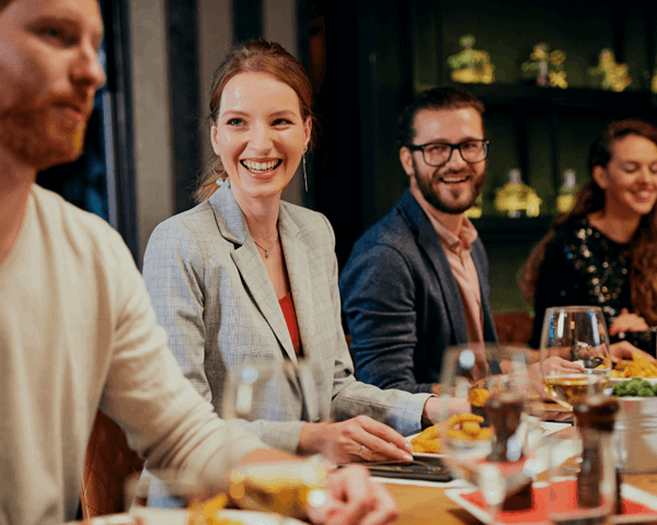 BE EVENT Lunch – 2 2X