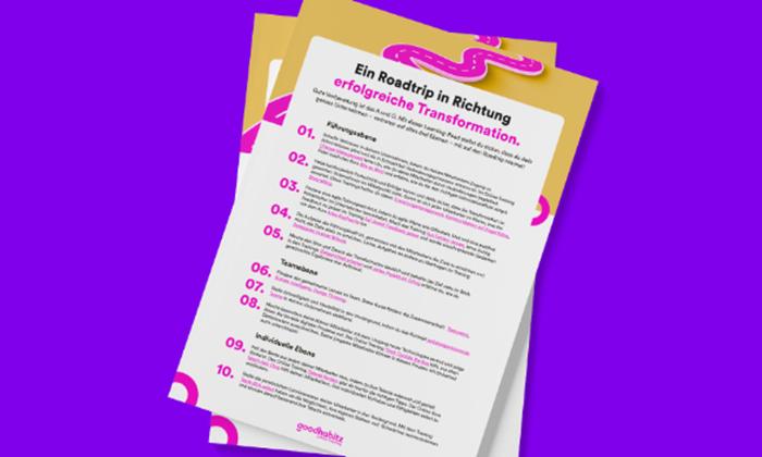 DE Blog Roadmap