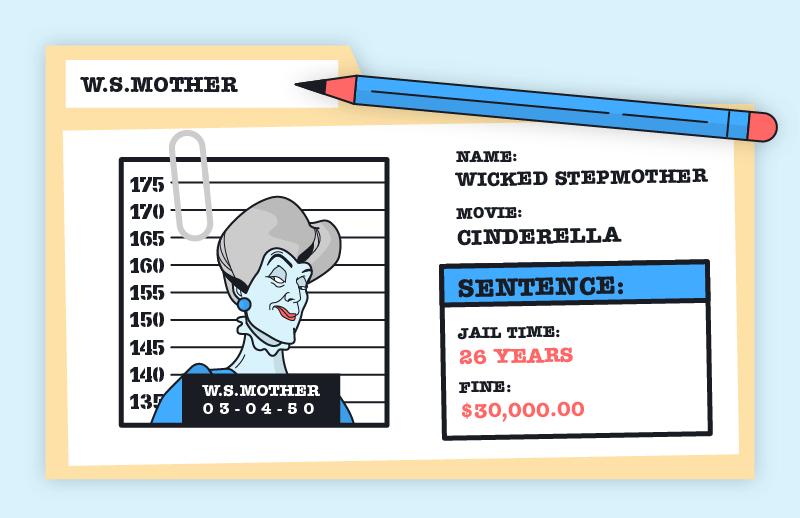 Wicked stepmother