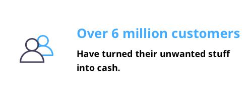 6 million customers