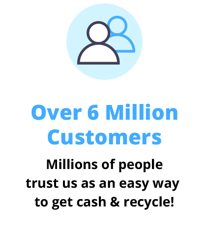 Over 6 Million Customers