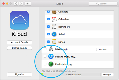 Removing iCloud from iMac and Mac Pro