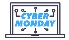 1/2 say they plan to skip it altogether for Cyber Monday.