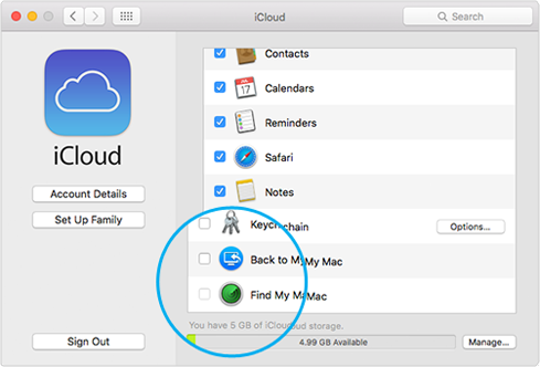 Removing iCloud from MacBook and MacBook Pro