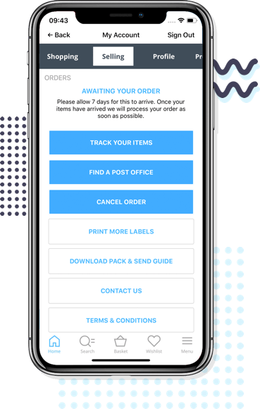 Everything you need in one app!