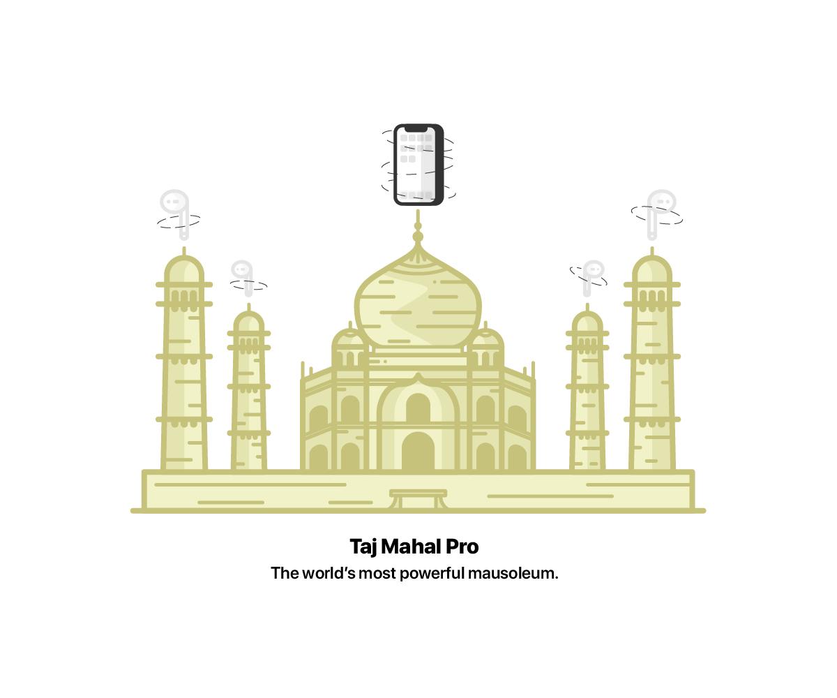 Taj Mahal Pro