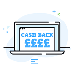Use cashback websites