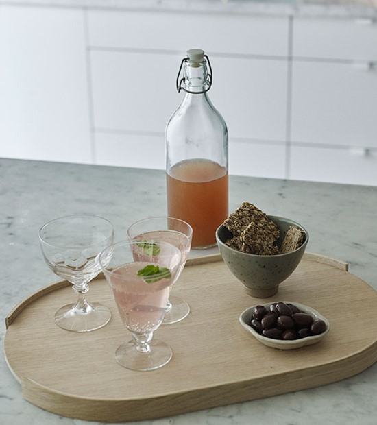 beautiful sustainable glassware