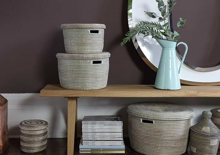 Sustainable Artisanne Baskets
