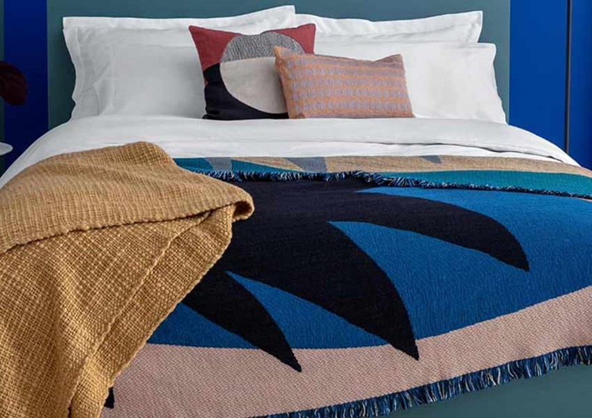 rise and fall sustainable bedding