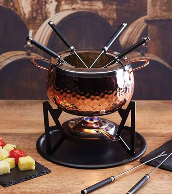 unique wedding gift list ideas fondue set