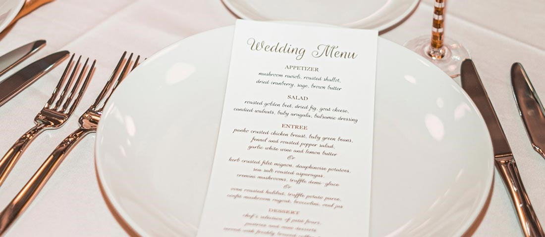 Wedding catering – getting started! Your most asked questions answered about wedding catering