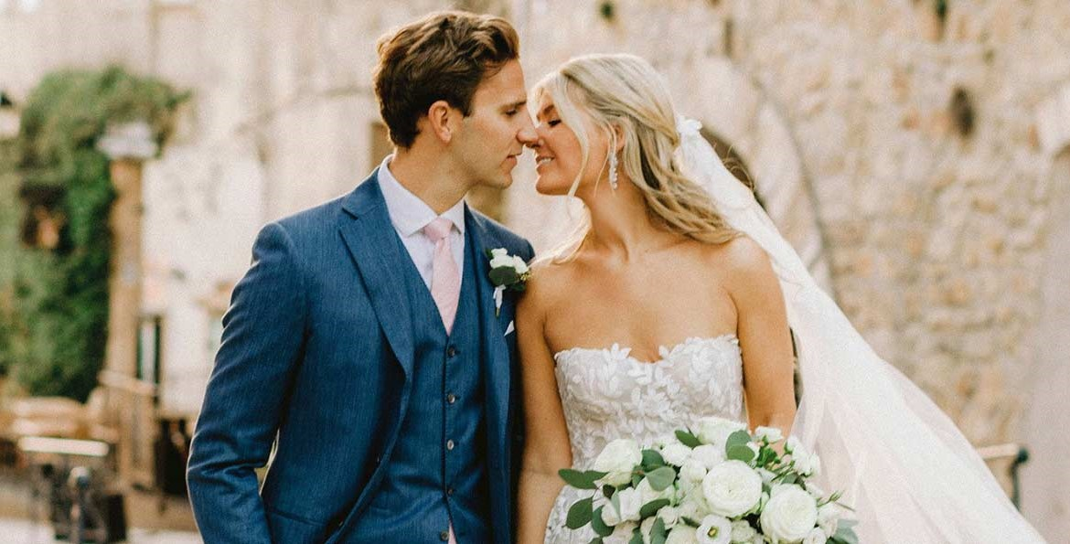 Charlotte and Charles share their Wedding Shop gift list experience