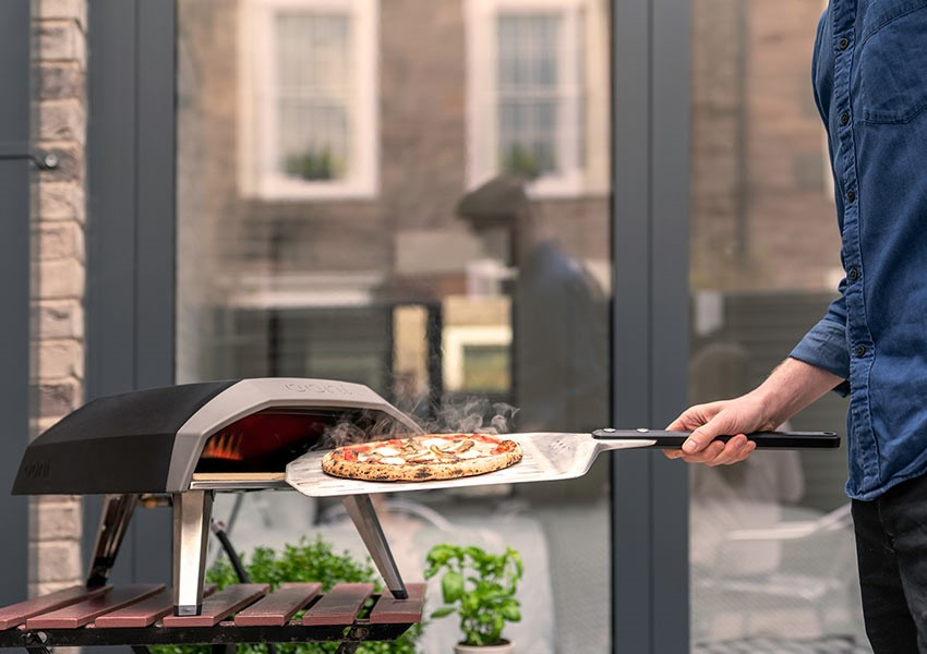 Ooni – Koda Bundle - wood fired pizza - wedding registry ideas