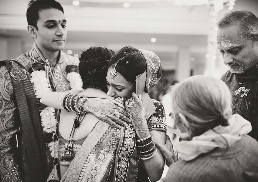 Indian wedding photography at Elmore court